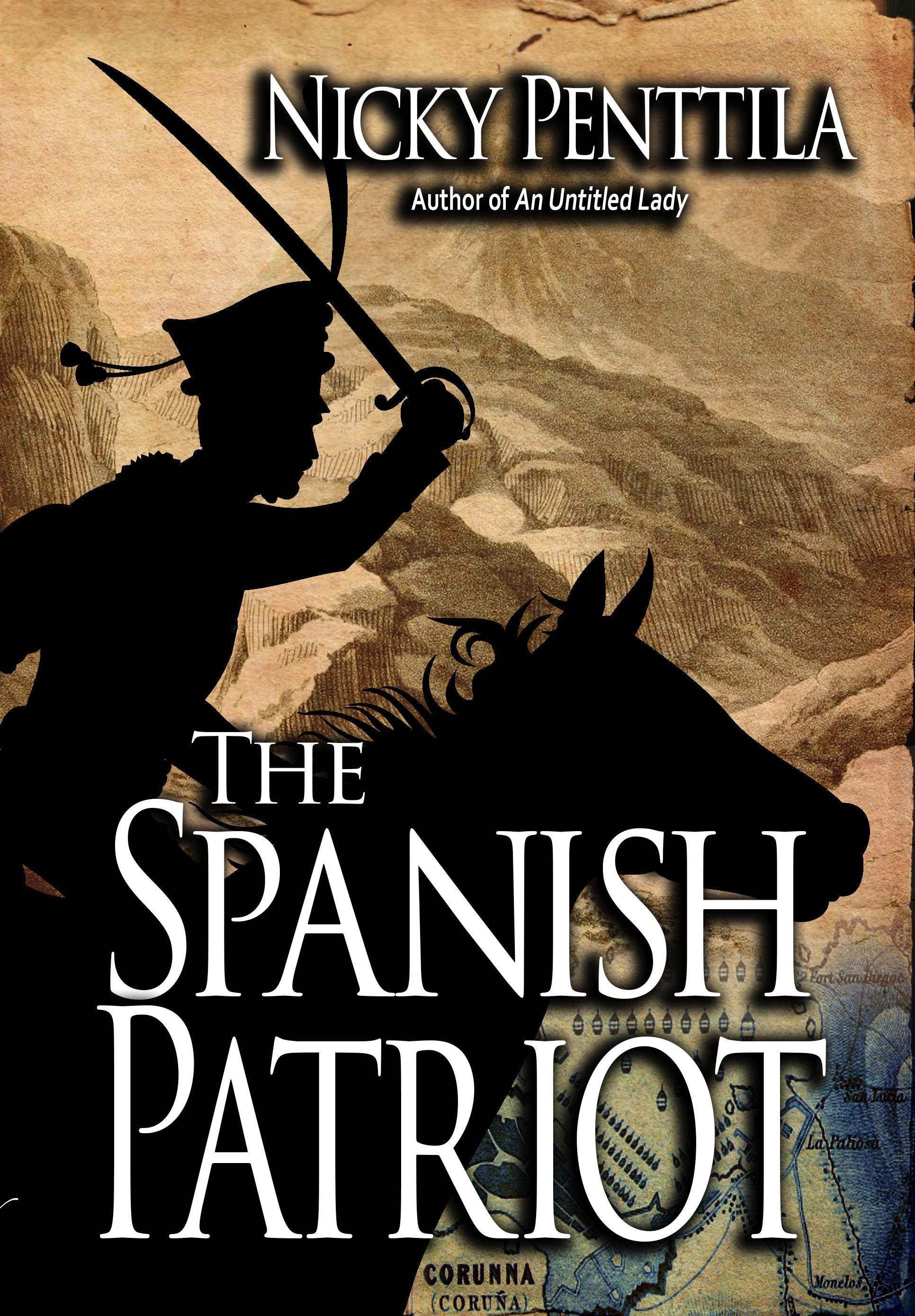book cover - The Spanish Patriot